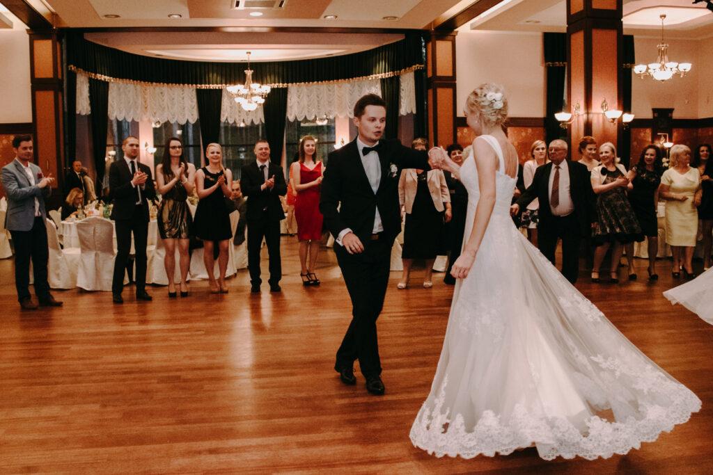 Pierwszy taniec hotel patver