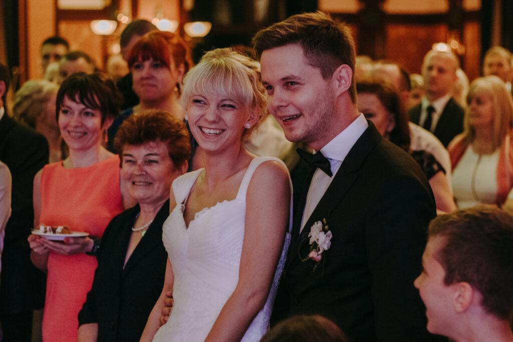 Prezentacja na weselu
