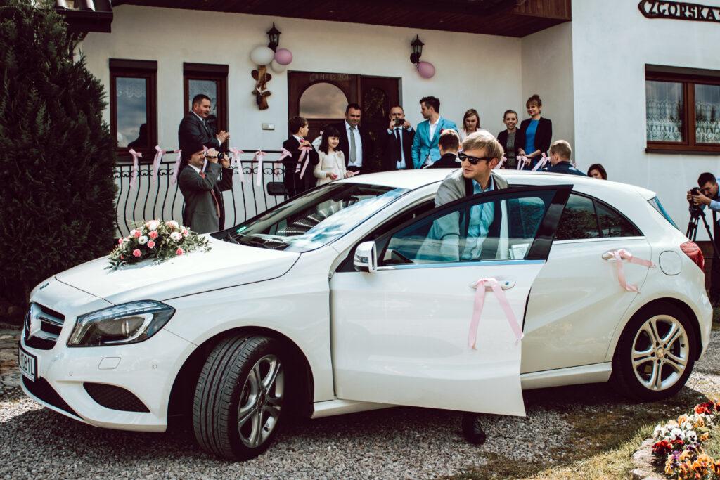 Samochód do ślubu kielce