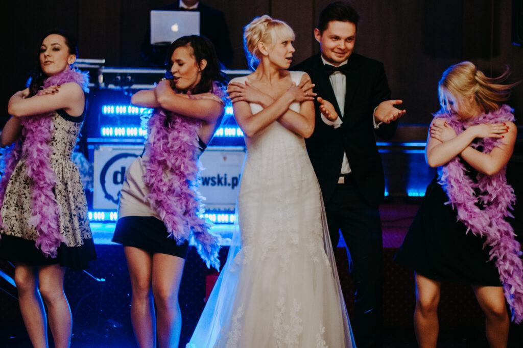 Taniec na weselu kielce 2021