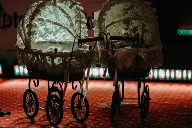Zbiórka na wózek wesele 2