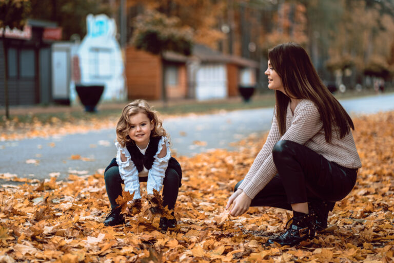 jesienna sesja zdjęciowa sielpia
