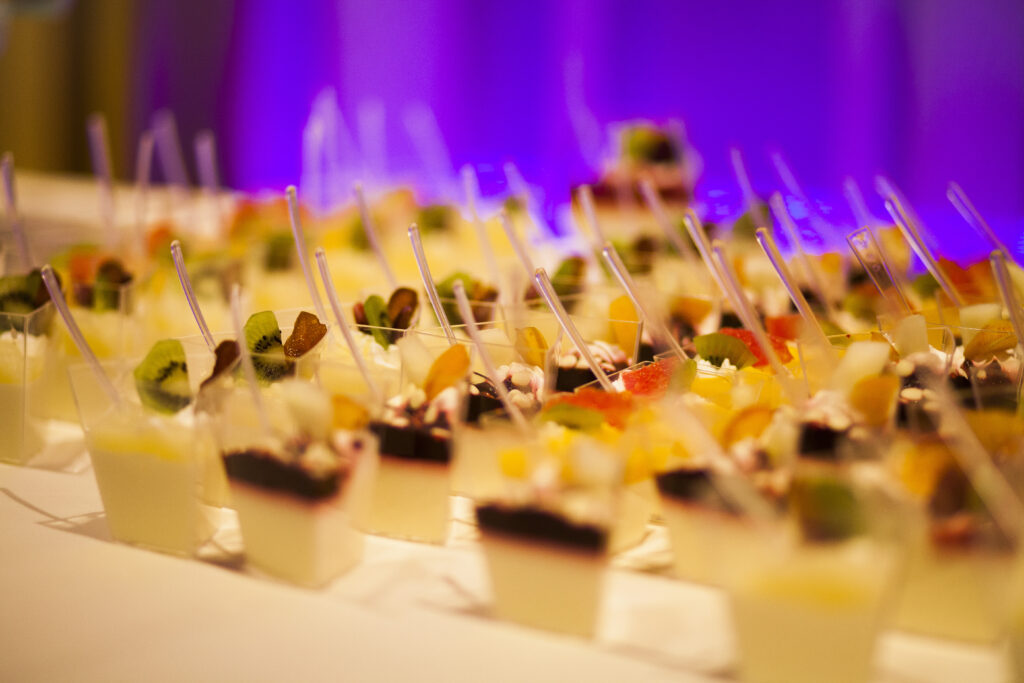 sala bankietowa salata